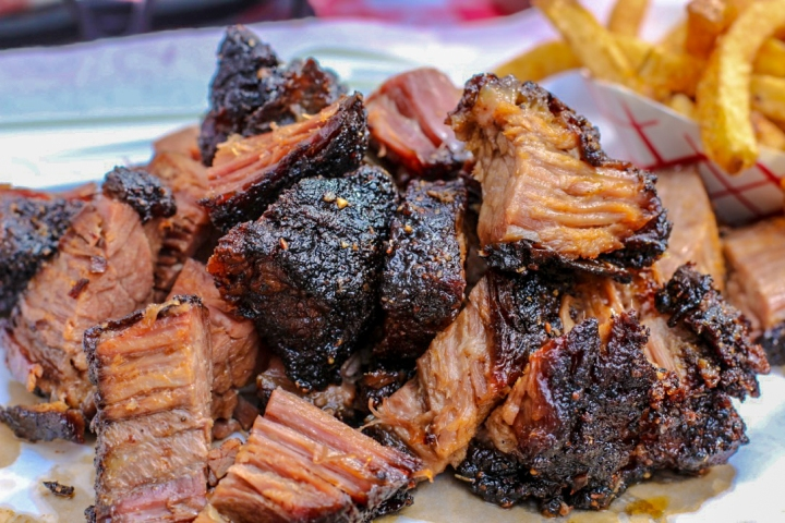 Burnt Ends - Close Fries Right